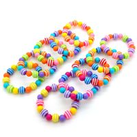 Party Favor Bracelets B: Set of 10