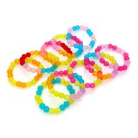 Party Favor Bracelets F: Set of 10